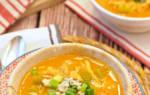 Диетический куриный суп рецепт
