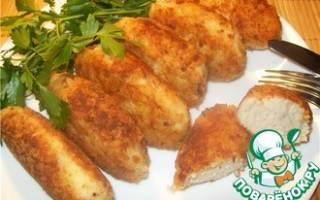 Куриные котлеты «Нежные» рецепт