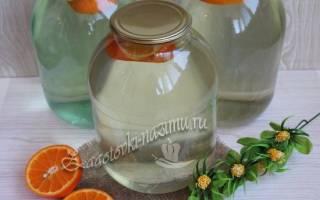 Березовый сок на зиму