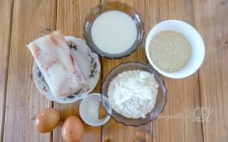Рыба в кляре: рецепт с фото пошагово – минтай