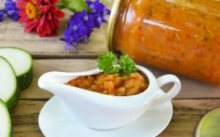 Икра кабачковая на зиму – самая вкусная, без обжарки: рецепт