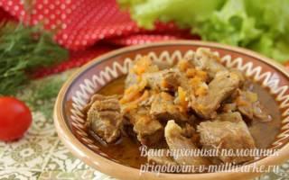 Говядина в мультиварке: сочная и мягкая – рецепт с фото пошагово