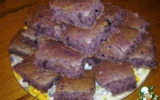 Торт из варенья