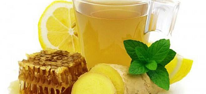 Имбирный лимонад рецепт