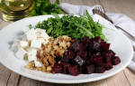 Дамский диетический салат из свеклы рецепт