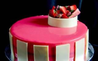 Глазурь для торта рецепт
