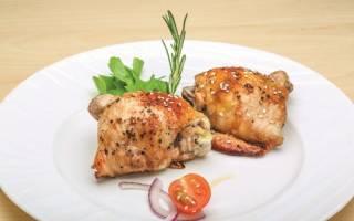 Куриные бедра в мультиварке рецепт