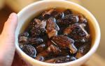 Суп из сморчков рецепт