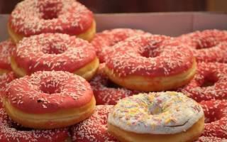 Американские пончики (Донатсы)