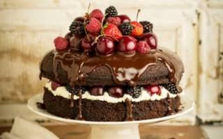 Самый простой шоколадный торт рецепт