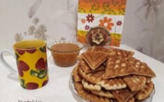 Печенье в домашних формочках рецепт