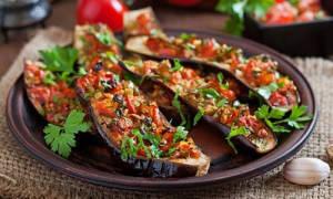 Баклажаны по-армянски на зиму рецепт