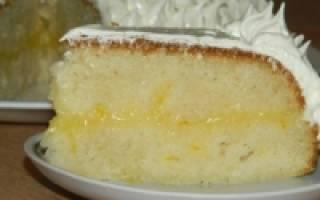 Простой торт в мультиварке рецепт