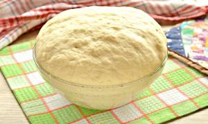Тесто из кислого молока рецепт