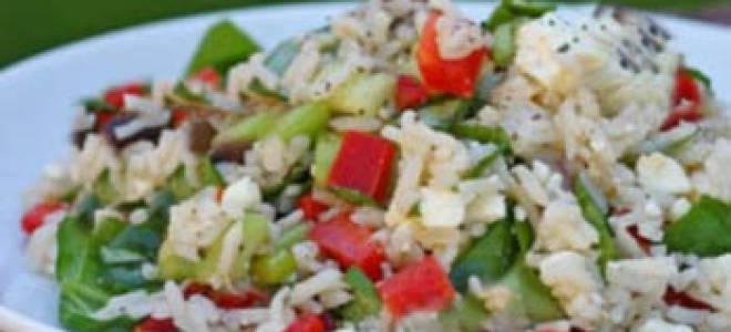 Постный салат с огурцами рецепт