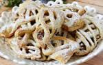 Пирог из сливы из слоеного теста рецепт