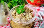 Говядина тушеная в сметане: рецепт с фото на сковороде