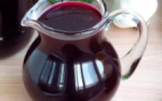 Домашний кисель рецепт