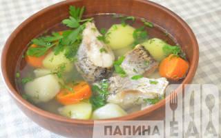 Уха из речной рыбы в домашних условиях: рецепт