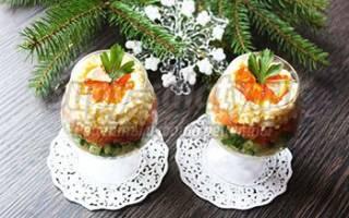 Салат коктейль рецепт