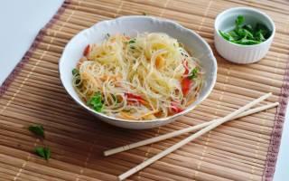 Фунчеза салат с овощами по-корейски: рецепт с фото в домашних условиях