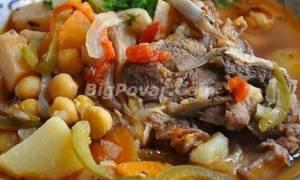 Суп из баранины с картошкой рецепт