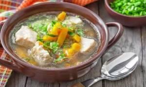 Суп из свинины с картошкой рецепт
