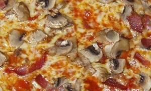Тонкая итальянская пицца рецепт