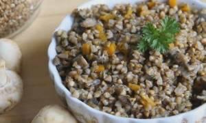 Вкусная гречка на гарнир рецепт