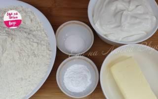 Мясной пирог с картошкой рецепт
