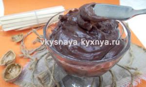 Нутелла в домашних условиях: рецепт с фото пошагово