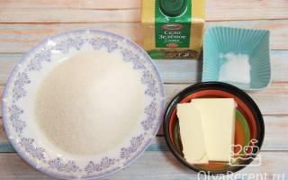 Карамель для торта рецепт
