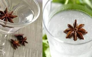 Анисовая водка приготовленная в домашних условиях рецепт