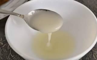 Сахарная глазурь рецепт