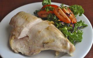 Курица в мультиварке на пару рецепт