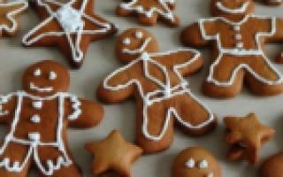 Рецепты печенья на Новый год 2017 рецепт