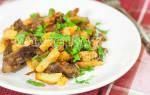 Азу по татарски из говядины рецепт