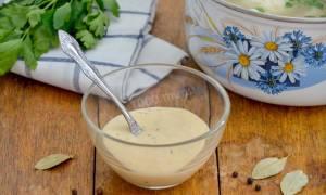 Галушки из теста для супа рецепт