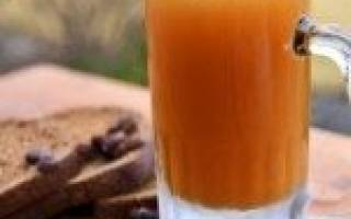 Квас без дрожжей рецепт