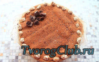 Рецепт тирамису с маскарпоне, в домашних условиях с фото пошагово
