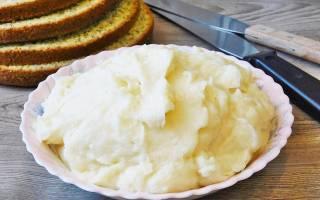 Заварной крем без яиц