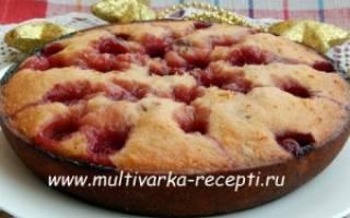 Простой и вкусный пирог в мультиварке со сгущенкой рецепт