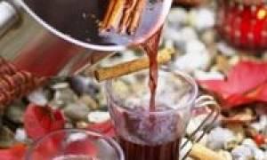 Глинтвейн на красном вине рецепт