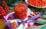 Варенье из красной рябины простой рецепт рецепт