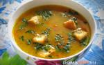 Гороховый суп в мультиварке с копченостями рецепт
