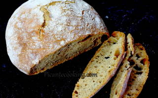 Дрожжевой домашний хлеб рецепт
