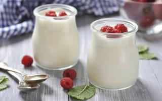 Йогурт в домашних условиях рецепт