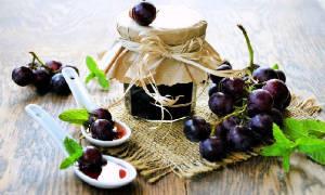 Варенья из винограда с косточками рецепт