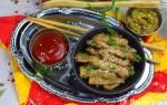 Мясо по-корейски рецепт