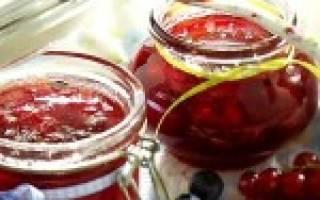 Варенье на фруктозе рецепт